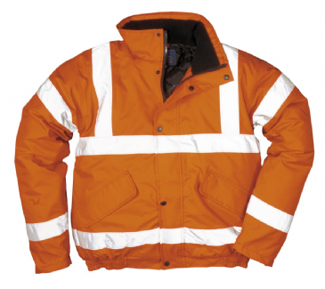 Portwest hi-vis bomber jacket RT32